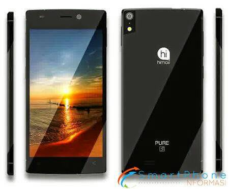 Himax Pure S Slimmest Smartphone