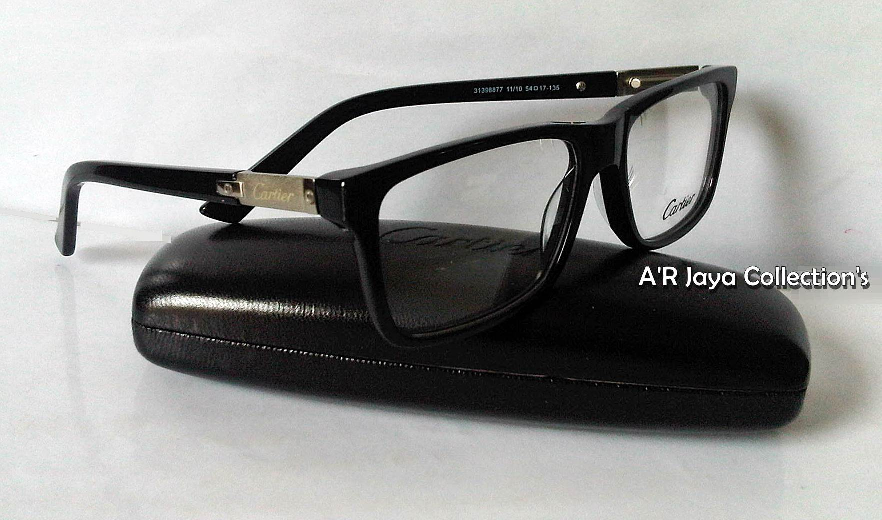 Jual Frame Kacamata Import New Amp Trendy Cartier