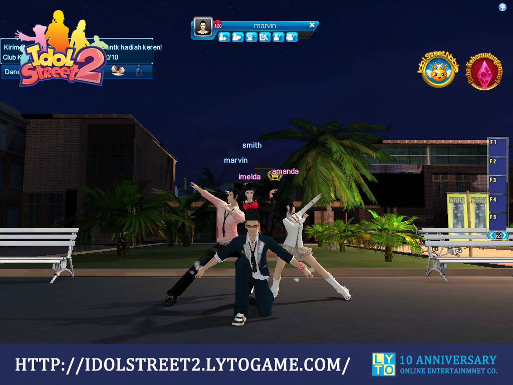 Download Client Patch dan Media Idol Street 2 Indonesia