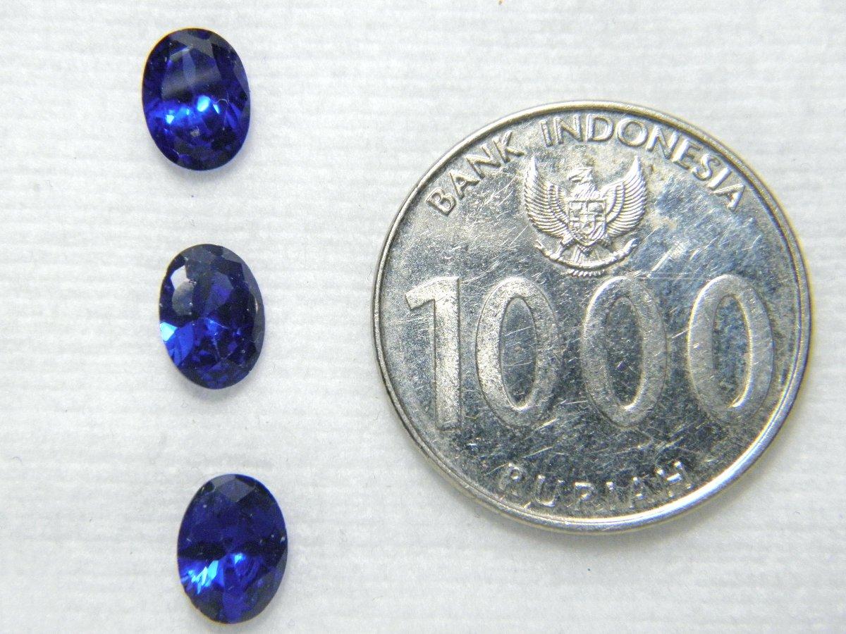Batu Permata King Safir / Sapphire 2