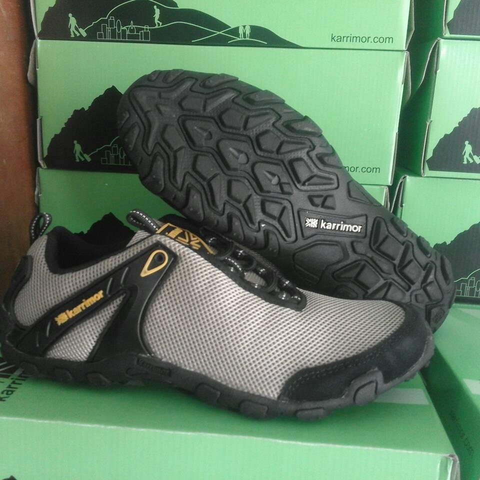 Jual Sepatu Gunung Hiking Tracking Adventure Karrimor Summit Cream - Kam  Station  9c00f0b6d2