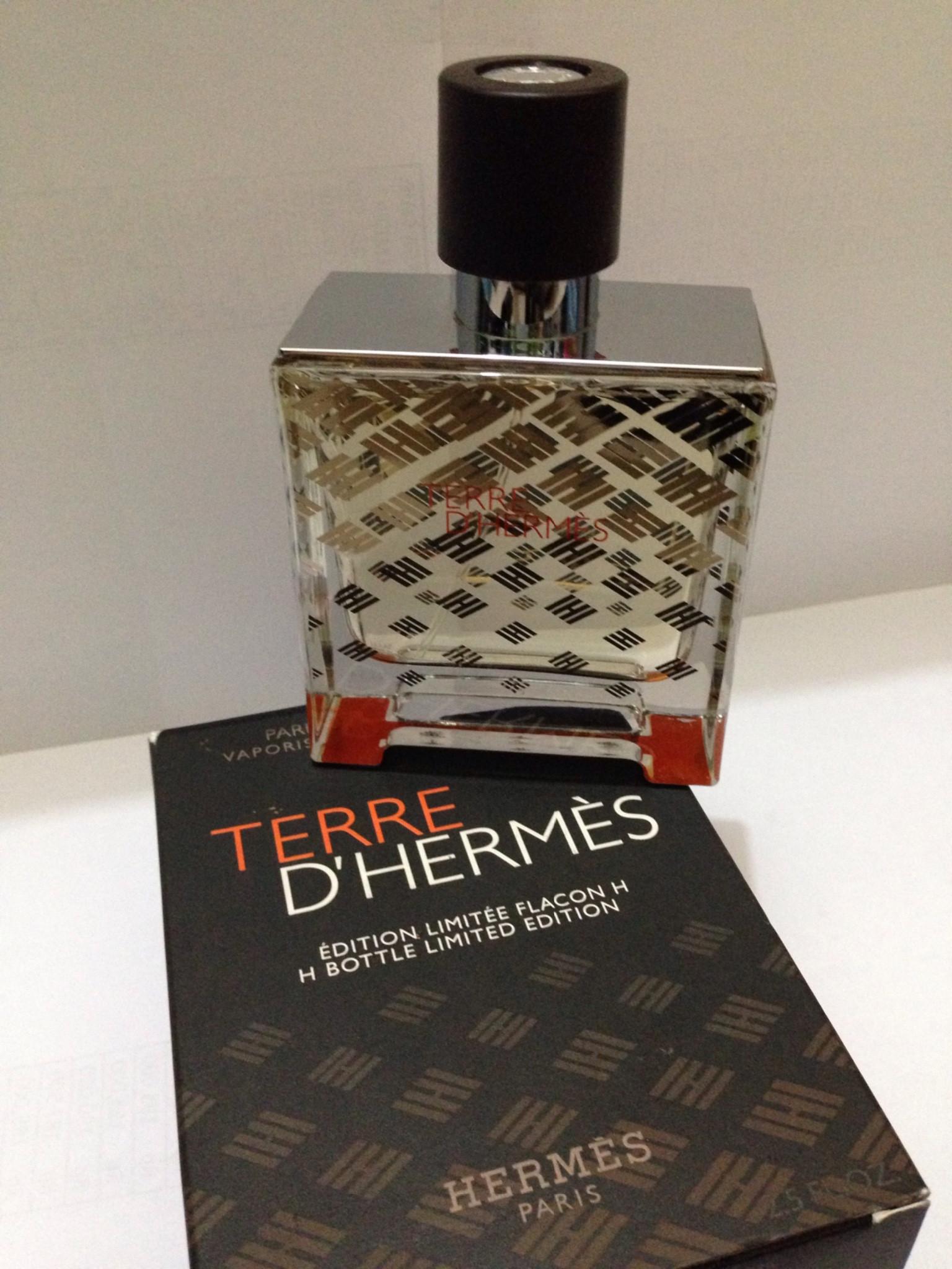 Jual Hermes Tere Dhermes Edp Palumigade Smart Shop Tokopedia Terre D Parfum Flacon H 2014 For Men 75ml