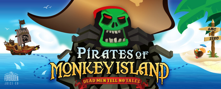 Curse Of Monkey Island Ost