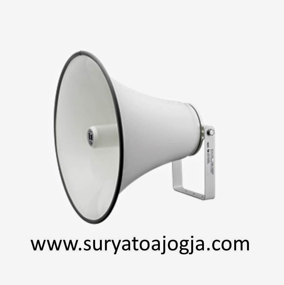TOA ZH-5025BM Pengeras Suara Masjid, Dealer Resmi TOA