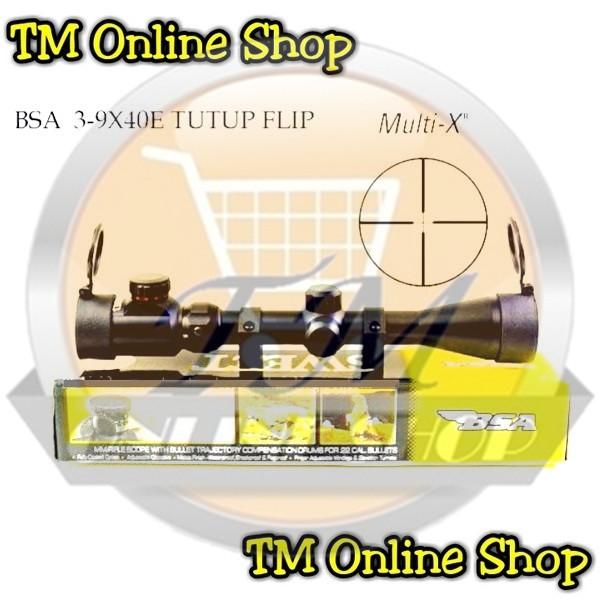 harga Teropong BSA SWEET 22 3-9x40 E Keker Senapan Angin 3-9x40E / 3-9x40EG Tokopedia.com