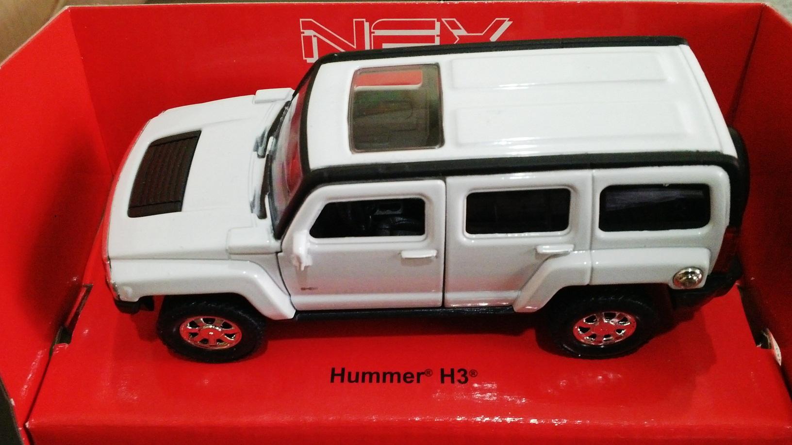 harga Welly Nex - Hummer H3 (Putih) Tokopedia.com