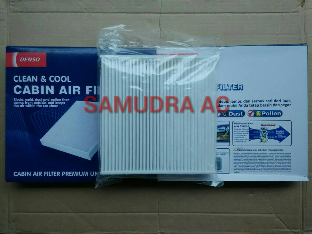 Filter Kabin Udara Cabin AC Mobil Jazz, New City Z, Ertiga, Swift, APV