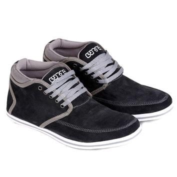 harga Sepatu Kulit Sport Dan Sneakers Pria Garsel E 008 Tokopedia.com