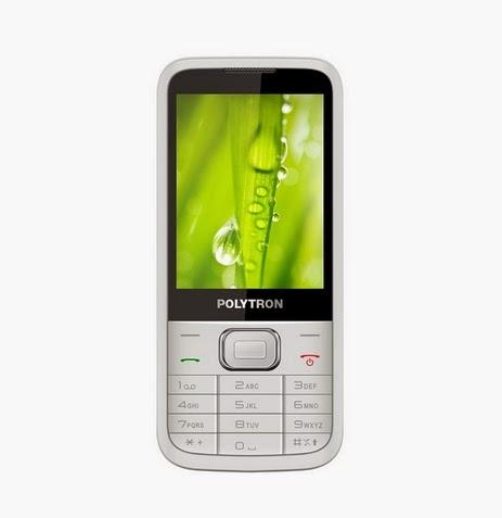 harga Promo..! Handphone Polytron Candybar C282 - Putih Tokopedia.com