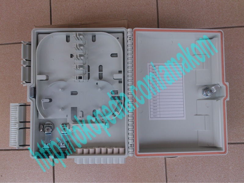 jual fiber distribution box sunsea    dp optik    odp sc 16 core