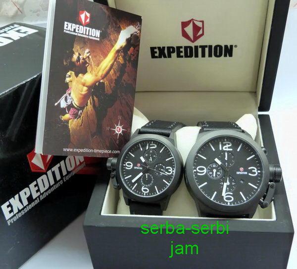 Jam Tangan Expedition Couple