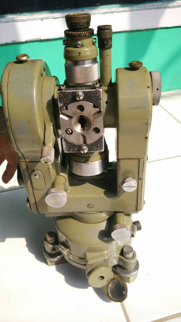 harga Theodolite Manual Wild T2 Second Fungsi Normal Tokopedia.com