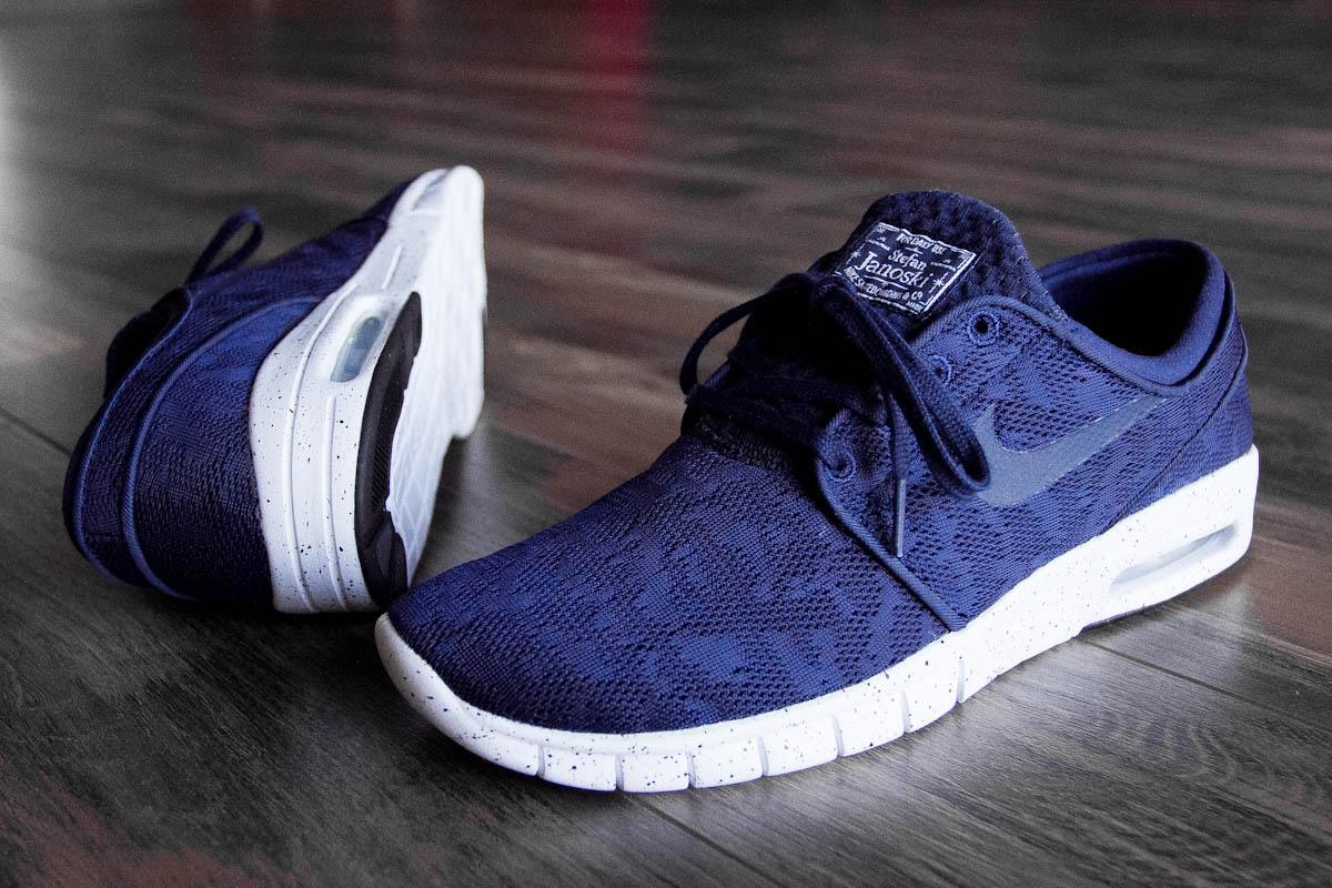 Nike Stefan Janoski Max Midnight
