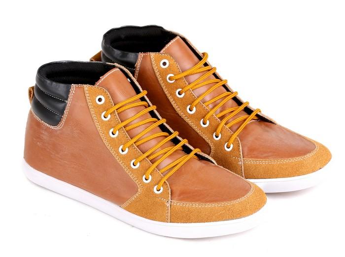 harga Sepatu Sport/Sneakers Pria GARSEL E 039 Grosir Dropship Tokopedia.com