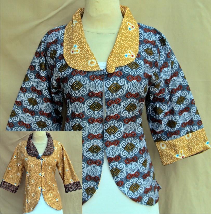 ... -balik Batik UMARI KANCING (BO-069-K) - Airy Distro Batik   Tokopedia