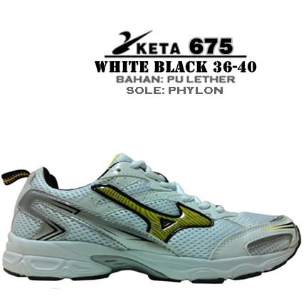 Jual CUCI GUDANG !!! Sepatu Running Wanita KETA 675 Ori