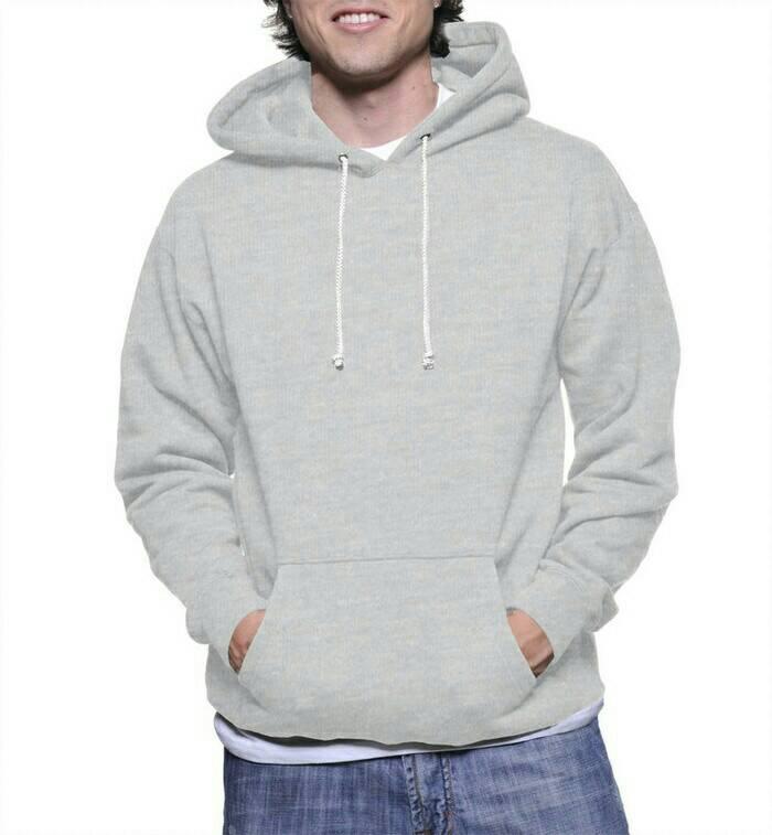 Jaket Hoodie Jumper Polos Bahan Cotton Fleece Harga Grosir