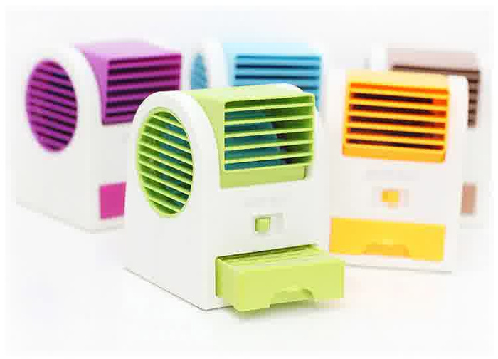 V Fresh Mini Fan Air Conditioning Kipas Angin Mini Portable