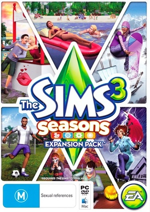 harga PC GAME The Sims 3 : Seasons Tokopedia.com