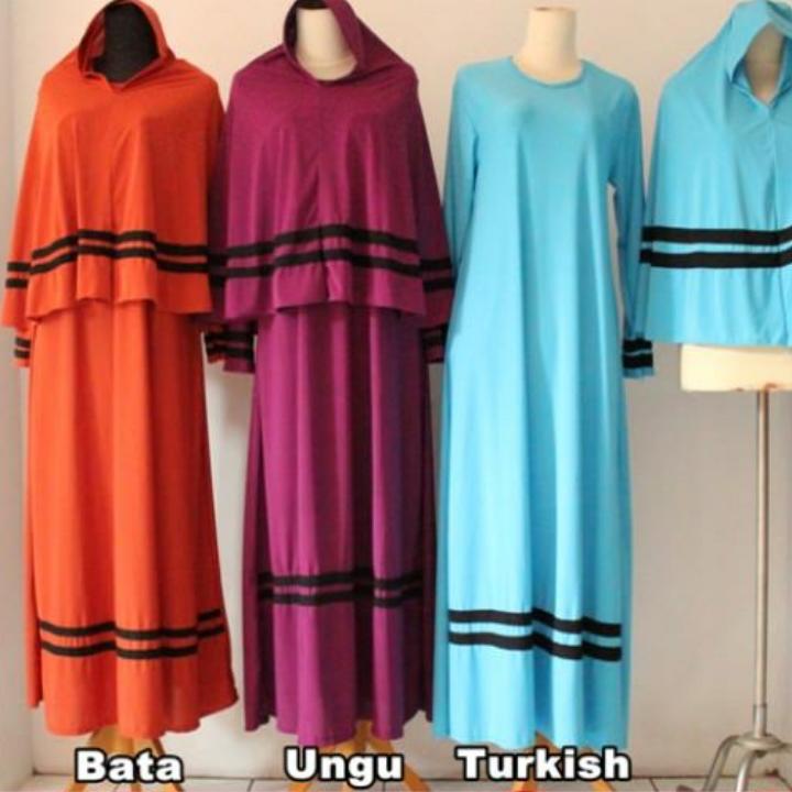 BAJU MUSLIM MURAH MERIAH 085 / DRESS / GAMIS / SETELAN / HIJAB