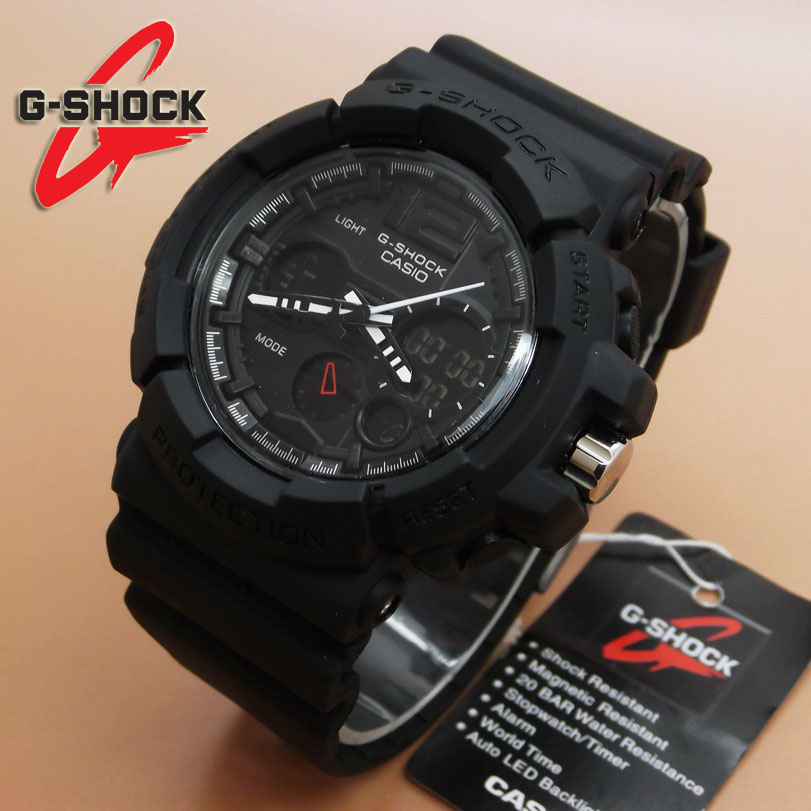 Casio G-Shock GAC-110 (Full Black)