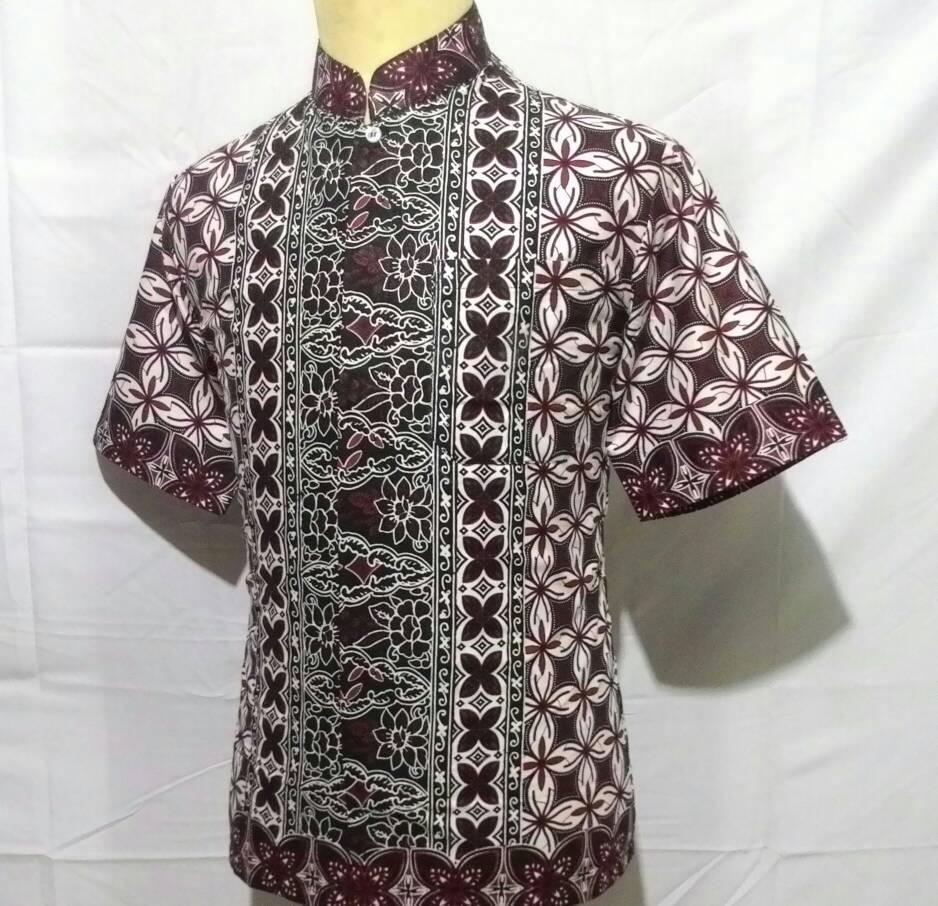 Toko Pedia Baju Batik: Jual Kemeja Baju Batik Pria Cowok Laki Kerah Koko