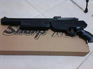 harga senapan angin pistol mini sharp ace Tokopedia.com