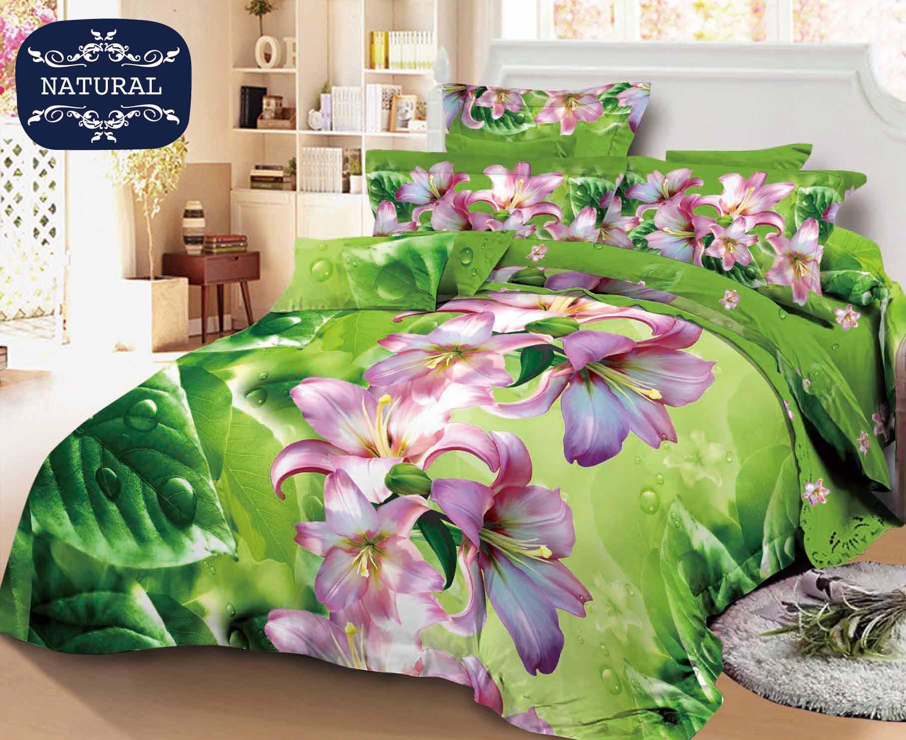 harga Sprei Karet Kintakun Luxury 160x200 B2 Motif Natural Tokopedia.com