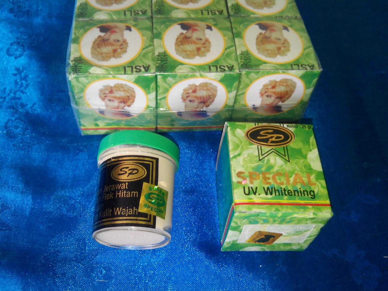Manfaat Cream Sp Tutup Hijau Asli Spesial Uv Whitening Produk Ukm Bumn Handbody Click Here To See A Large Version