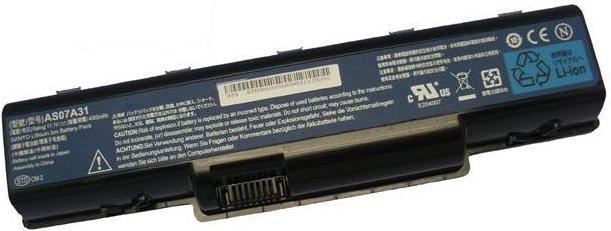 Jual Baterai Original Acer 4736 4520 4710 ASO7A31