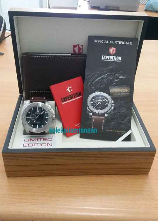 Jual Jam Tangan Expedition Limited Edition 6656 Automatic