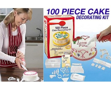 Jual Cake Decorating Kit : Jual 1 Set Alat Hias Kue Isi 100 Piece - BLIAZZA Tokopedia