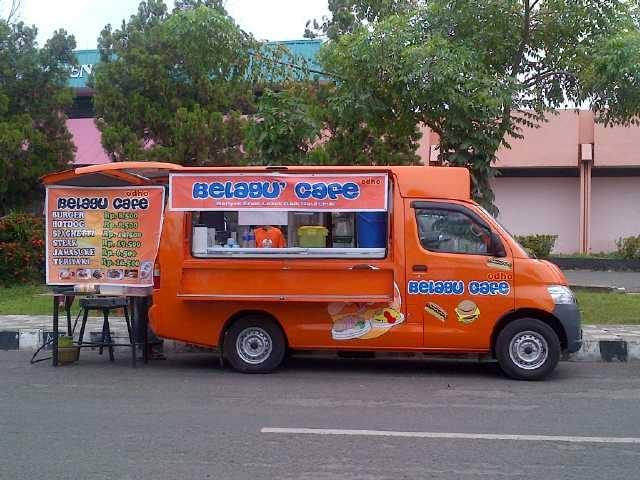 Coba Bisnis Food Truck Dengan Modal Di Bawah Rp 100 Juta Yuk