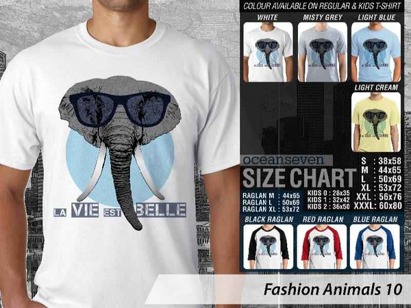 Kaos Distro | KAOS Fashion Animals 10