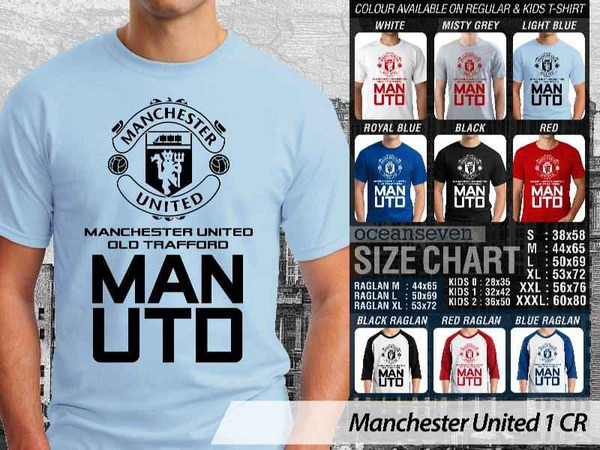 Kaos Distro | KAOS Man United 1