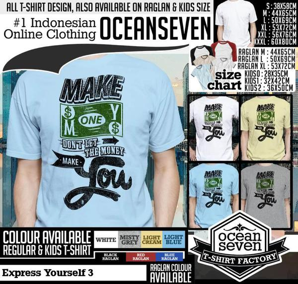 Kaos Distro | KAOS Express Yourself 3