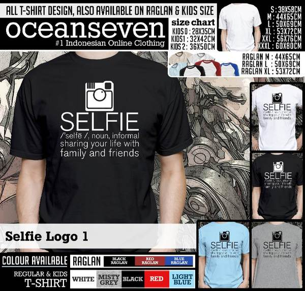 Kaos Distro | KAOS Selfie Logo 1