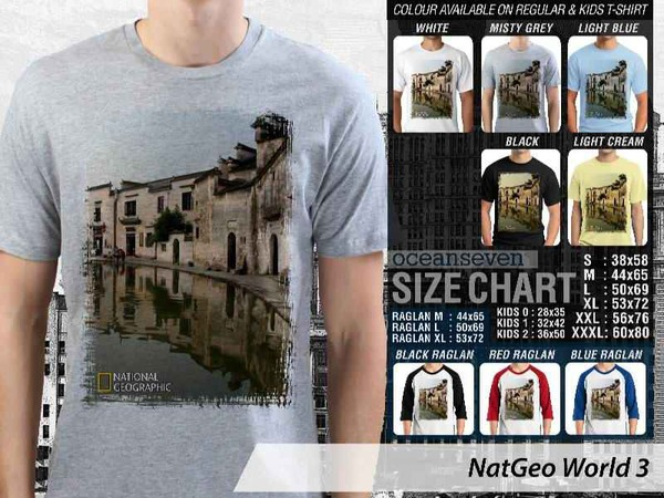 Kaos Distro | KAOS NatGeo World 3