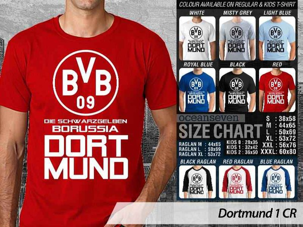 Kaos Distro | KAOS Dortmund 1 CR