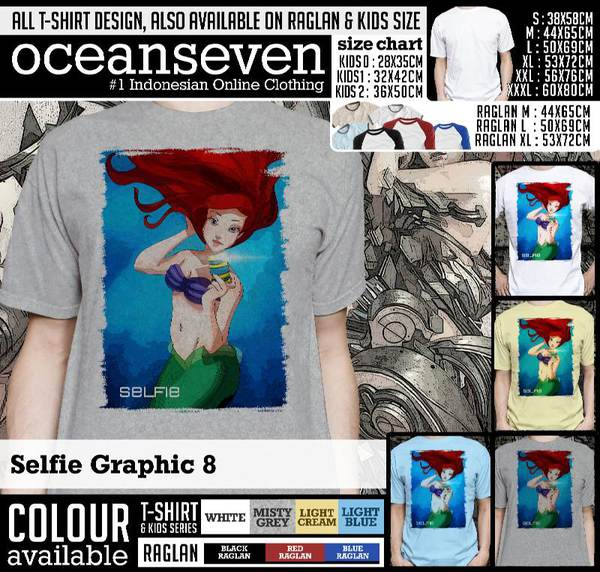 Kaos Distro | KAOS Selfie Graphic 8