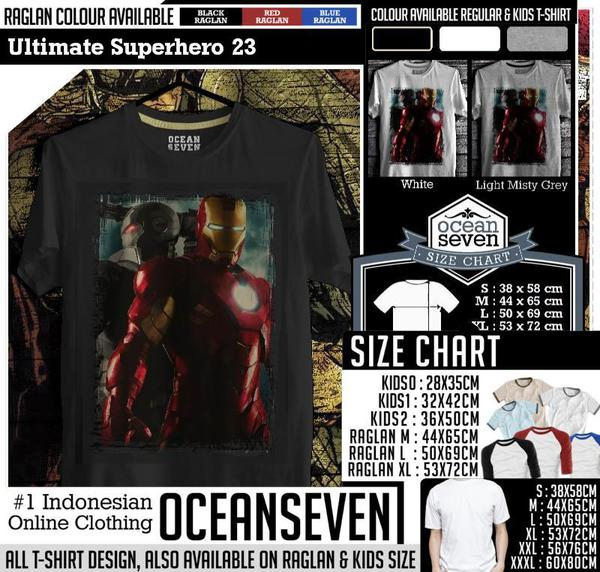 Kaos Distro | KAOS Ultimate Superhero 23