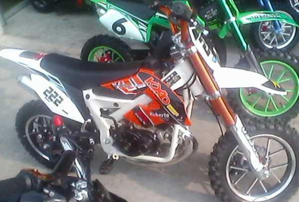 harga Motor Trail KXD 110cc Tokopedia.com