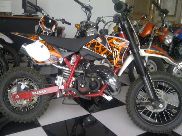 harga Motor Mini Trail GasGas 50cc Tokopedia.com