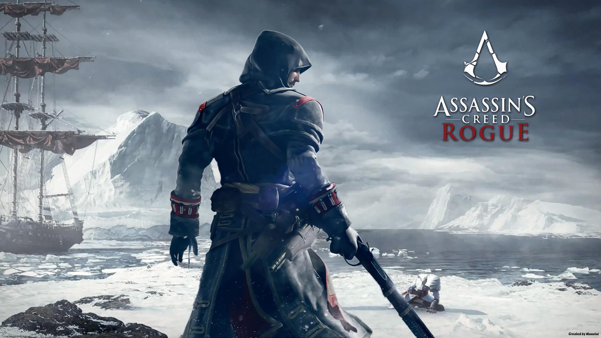 Hasil gambar untuk assassins creed rogue