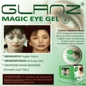 harga Glanz Magic Eye Gel Tokopedia.com