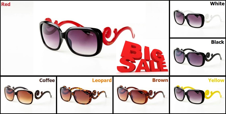 Jual BIG SALE !! Kacamata Cewek Wanita Prada  001 Super - E ... 828f24e399