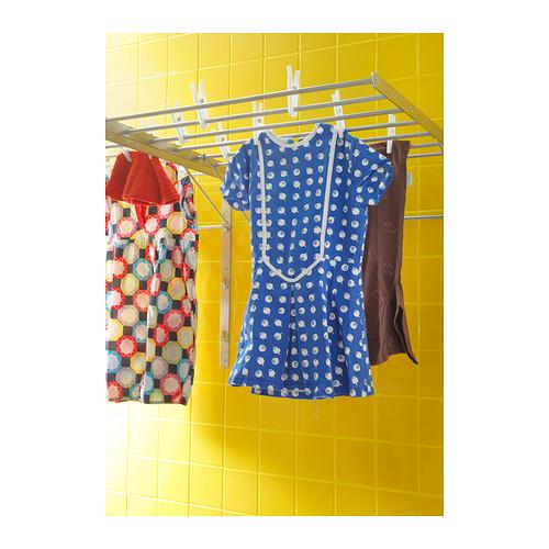 Toddler Bed Rail For Ikea Crib ~ Jual IKEA GRUNDTAL Wall Drying Rack, Rak Dinding, Stailess Steel