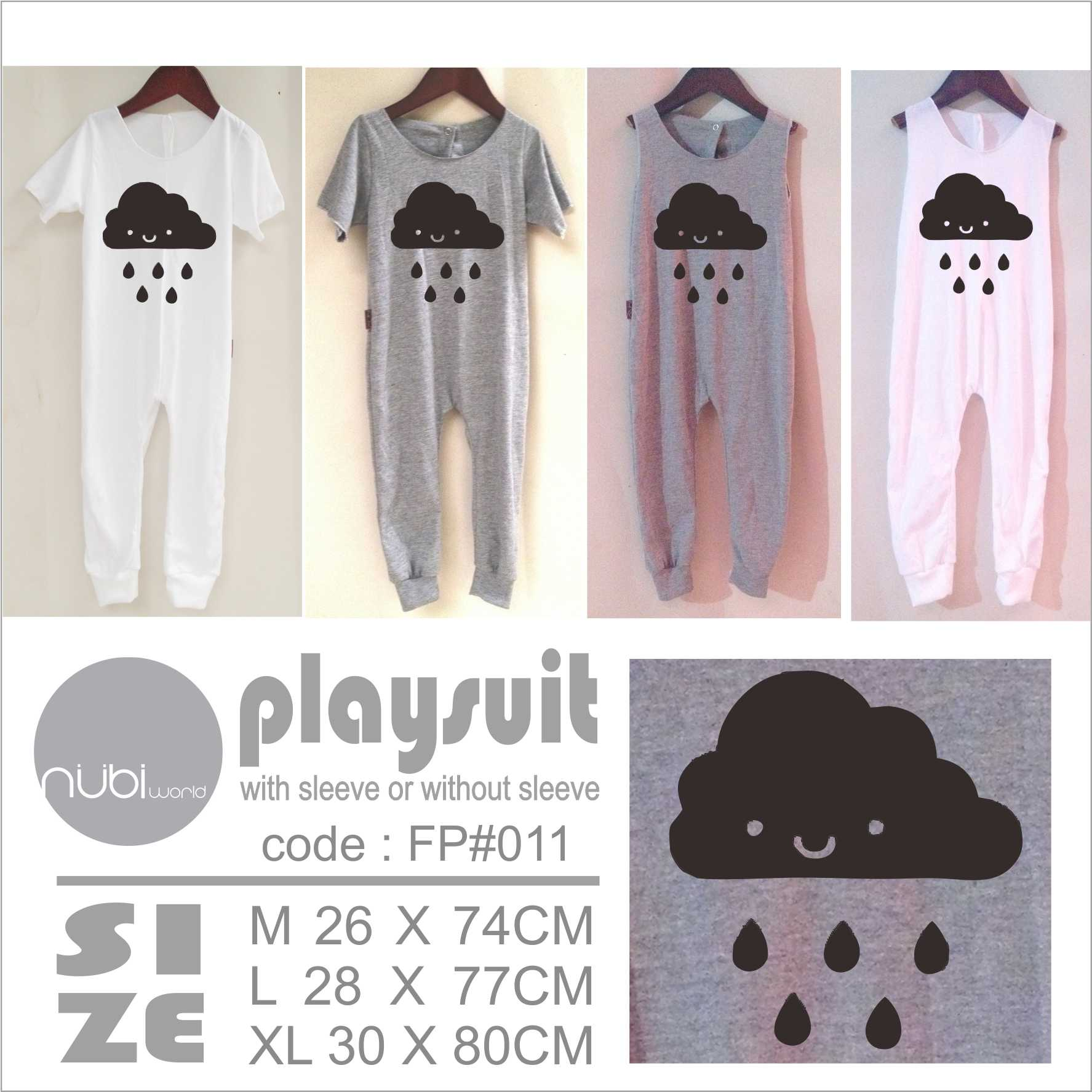 harga Playsuit rain Tokopedia.com