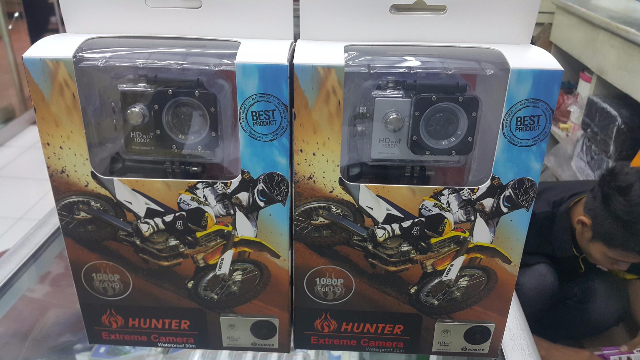 Jual Murah Hunter Extreme Camera Update 2018 Lee Cooper Lc37gd Jam Tangan Pria Cokelat Action Camera12mpwifigaransi 1thfree Monopod Mmc 8gb Astra Foto Tokopedia