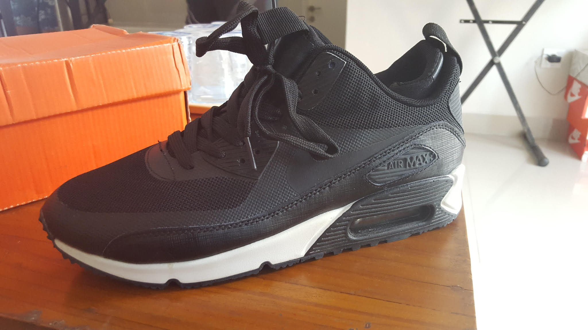 Jual Sepatu Nike Airmax Asli - MJ s shoes store  50e3e8fcab